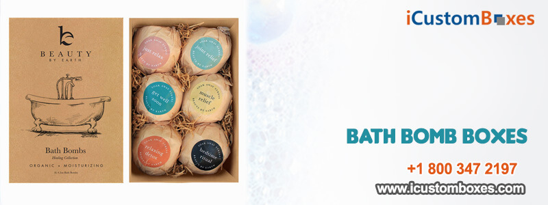 Bath Bombs Packaging For Your Handmade Soap And Bath Bombs