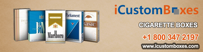 Customized cigarette box is a trendy way to offer your branded cigarette