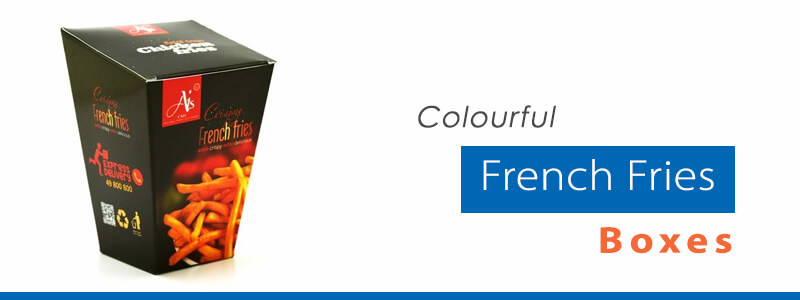 Enhance Your Customers with French Fry Boxes Wholesale