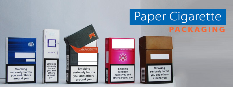 What is Custom Paper Cigarette Boxes