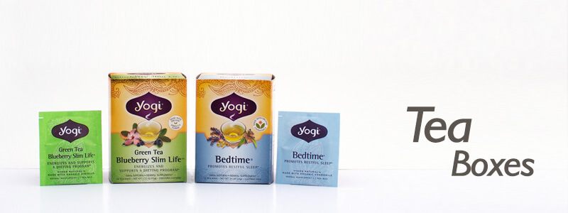 Re-Create Your Market Position by Changing The Packaging For Your Tea Boxes