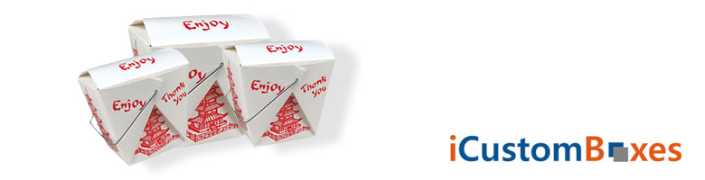 Premium Materials For Wholesale Chinese Take Out Boxes