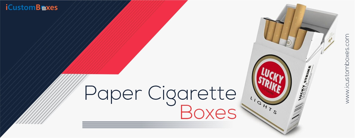 Fancy and delicate cigarette boxes for your brand optimization