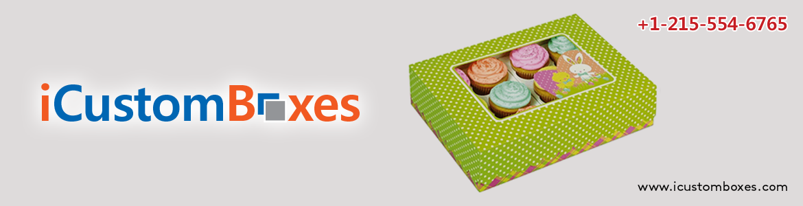 Personalize cupcake boxes grab consumers attention