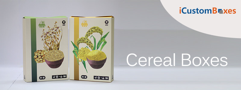 Using Custom Cereal Box to Boost Your Sale